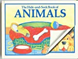 Hide and Seek Book of Animals, Jenny Wood, 0517672294