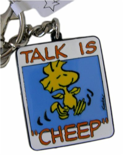 Peanuts Snoopy/Talk es barato esmalte Llavero [Toy]: Amazon ...