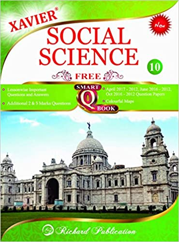Amazon in: Buy XAVIER Guide Social Science english Medium for 10th