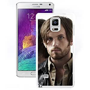 Beautiful Designed Cover Case With Kings Of Leon Members Look Photoset Hair (2) For Samsung Galaxy Note 4 N910A N910T N910P N910V N910R4 Phone Case