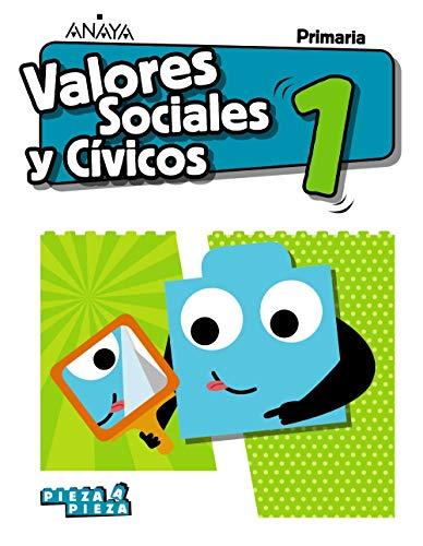 51VNMpibl L Valores sociales y cvicos 1ºprimaria. pieza a pieza. andaluca 2019 editado por Anaya