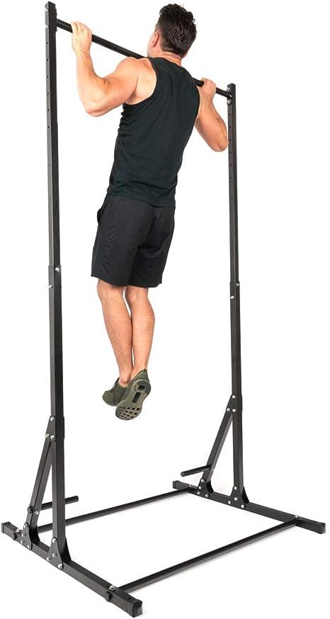 Marbo Sport Barra de dominadas autoportante, Estructura Calisthenics autoportante Regulable en Altura SmartGym SG-13: Amazon.es: Deportes y aire libre