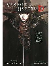 Vampire Hunter D Volume 4: Tale Of The Dead Town