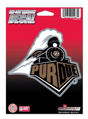 NCAA Purdue Boilermakers Die Cut Vinyl Decal ()