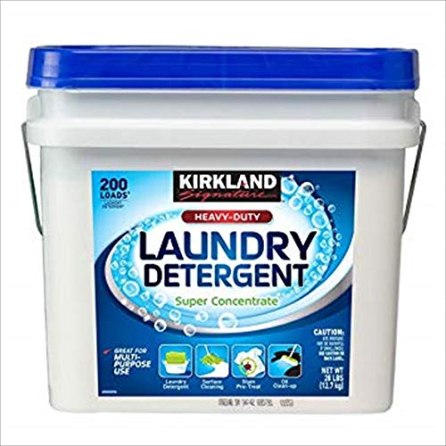Laundry Concentrate - Kirkland Laundry Detergent Super Concentrate Powder