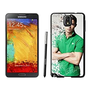 Unique DIY Designed Case For Samsung Galaxy Note 3 N900A N900V N900P N900T With Soccer Player Cristiano Ronaldo 12 Cell Phone Case