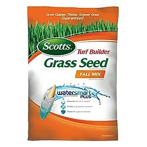 Scotts–Fertilizante para césped 18290Césped constructor Fall Mix, 15-lbs.