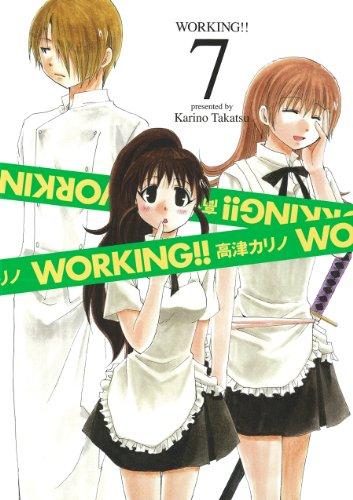 WORKING!! 7 (ヤングガンガンコミックス)