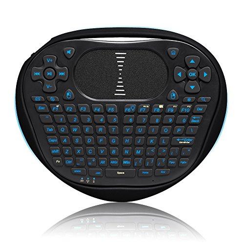 ANEWKODI Handheld Wireless Keyboard Rechargeable