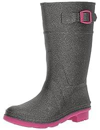 Kamik Kids Glitzy Rain Boots
