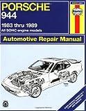 Porsche 944 Automotive Repair Manual (Haynes Automotive Repair Manuals)
