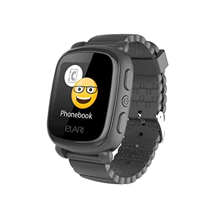 "Elari KidPhone 2 Reloj Inteligente Negro TFT 3,66 cm (1.44"") Móvil"