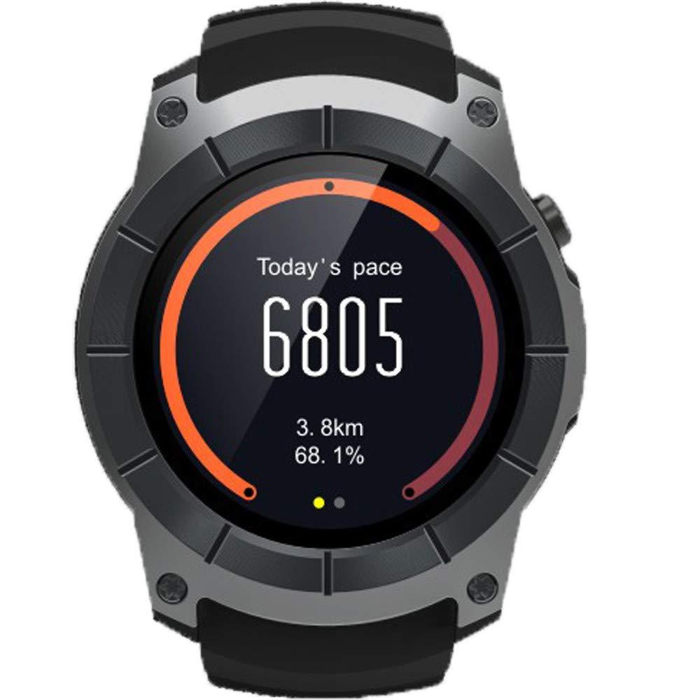ZMM Bluetooth SmartWatch GPS Reloj Inteligente S958 podómetro para ...