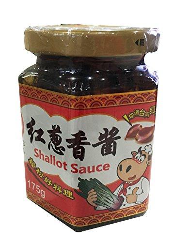 Bull Tile - Bull Head Shallot Sauce 175 Gram, Pack of 1