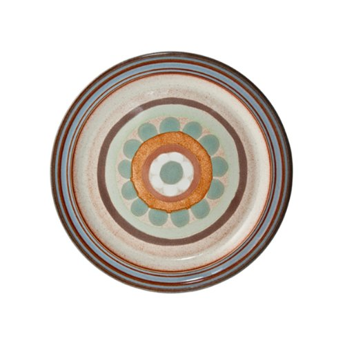 (Denby Heritage Terrace Accent Salad Plate, Gray)