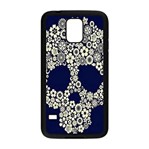 skull Phone Case for Samsung Galaxy S5 Case by icecream design