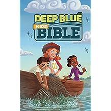 Ceb Common English Deep Blue Kids Bible Bright Sky Pape