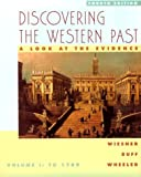 Discovering the Western Past, Merry E. Wiesner and Julius R. Ruff, 0395976138