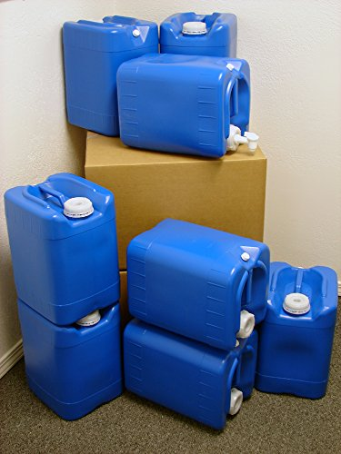 Gallon Stackers Gallons Emergency Storage