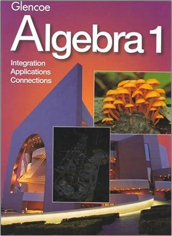 Ebook descarga gratuita pdf en inglés Algebra 1 PDF PDB CHM
