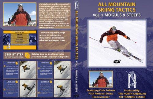 All Mountain Skiing Tactics Volume 1 Moguls & Steeps