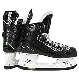 CCM 48K Pump Senior Ice Hockey Skates, 10.5 D