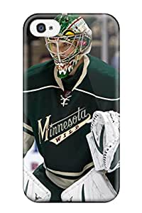 New Style minnesota wild hockey nhl (86) NHL Sports & Colleges fashionable iPhone 4/4s cases 2211711K608918237