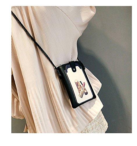 Purse Wallet Crossbody Shoulder Women Phone Smartphone Bag Holder Cell Lipstick Phone qzUwOE