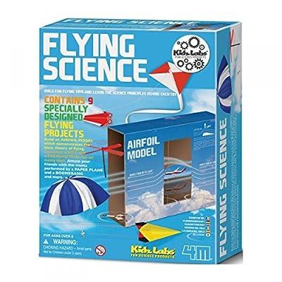 4M - Kit scientifique - Science du vol