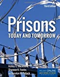 Prisons Today And Tomorrow, Ashley G. Blackburn, Shannon K. Fowler, Joycelyn M. Pollock, 1449615961