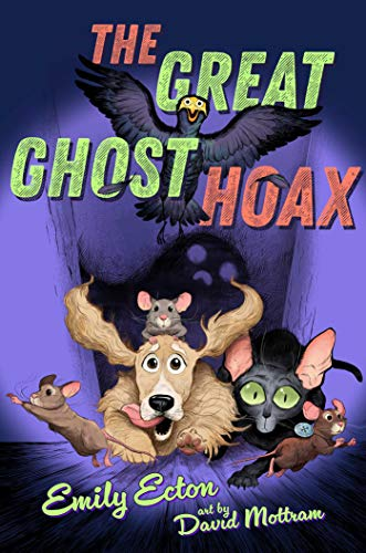 Book Cover: The Great Ghost Hoax