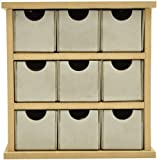 "Beyond The Page MDF Mini Drawers-6""X5.75""X2.25"""