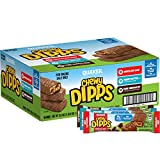 Quaker Chewy Dipps Chocolatey Covered Granola Bars, Variety Pack, 48 Bars