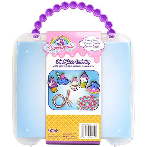 51VNTcrDsoL - Tara Toys Sweetimals Necklace Activity