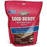Good Buddy All Americans Recipe Pet Treats, Beef, 6 oz