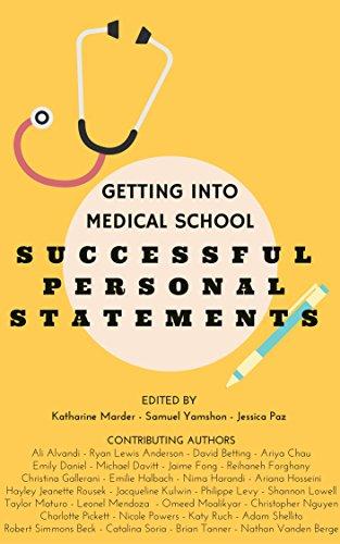 Getting into Medical School?