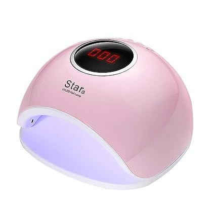 b6aac94449deb Litthing Secador de uñas 6W 36W 48W 72W Lámpara LED UV Profesional ...