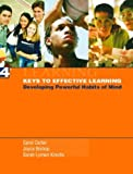 img - for Keys to Effective Learning: Developing Powerful Habits of Mind (4th Edition) book / textbook / text book