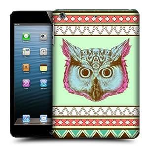 Head Case Designs Owl Aztec Birds Case For Apple iPad mini with Retina Display