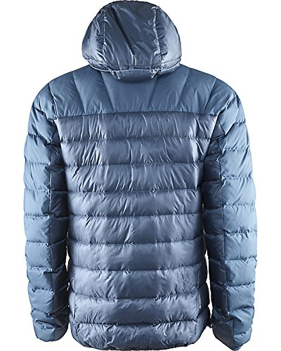 Down Blue Bivvy Haglofs Jacket Hooded 6vTxgR