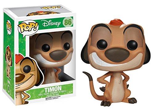 Funko POP! Disney: The Lion King Timon Action Figure