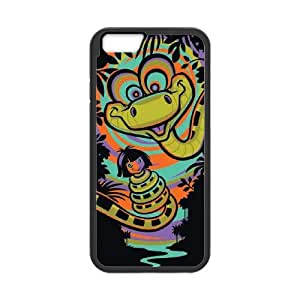 Jungle Book iPhone 6 Plus 5.5 Inch Cell Phone Case Black xlb-085531