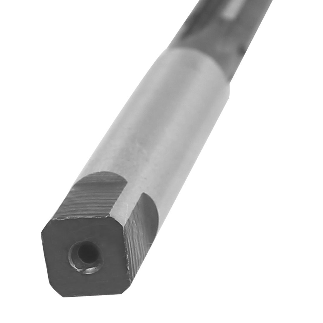 DealMux 155mm Long 5//8 inch Cutting Dia 6 Flutes Straight Shank Tool Steel Hand Reamer