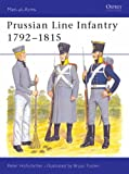 Prussian Line Infantry 1792-1815: Vol 2 (Men-at-Arms)