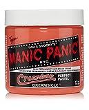 Manic Panic Semi-Permanent Hair Color Cream, Dreamsicle, 4 Ounce