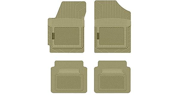 Tan PantsSaver 2412113 Custom Fit Car Mat 4PC