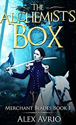 The Alchemist's Box (The Merchant Blades Book 1)
