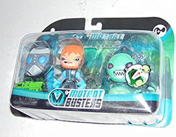 Mutant Busters Action Pack Famosa