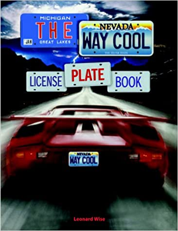 ''ONLINE'' The Way Cool License Plate Book. tooth learn ANALYST exhibe hubieran