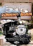 Rio Grande 315 Running Again (Railway Productions) by Les Jarrett